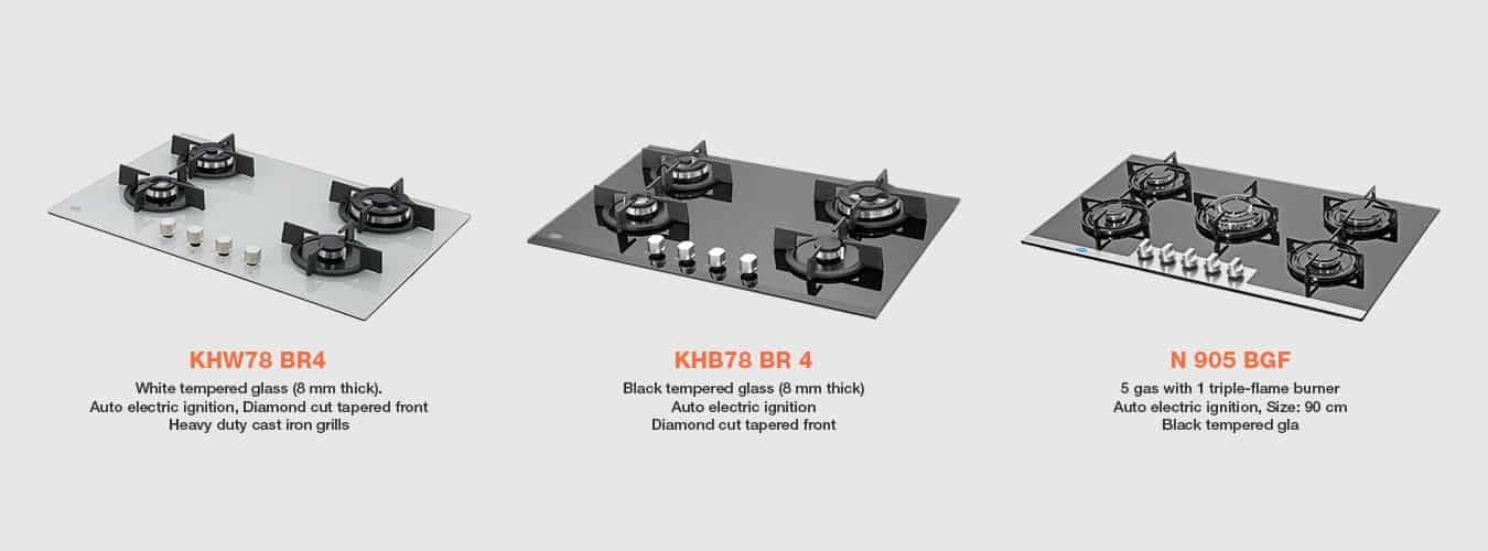 KAFF Built-in Hob in Chennai
