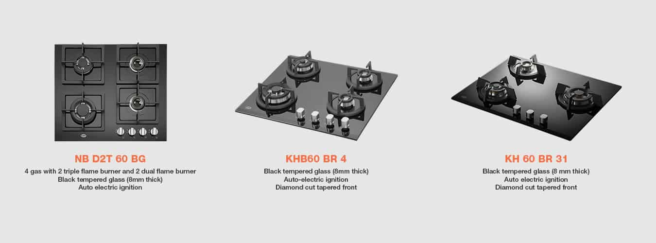 Built-in Hob by KAFF Chennai