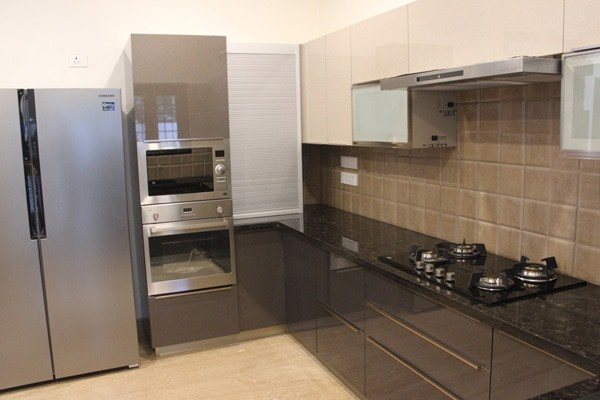 Modern modular kitchen Chennai
