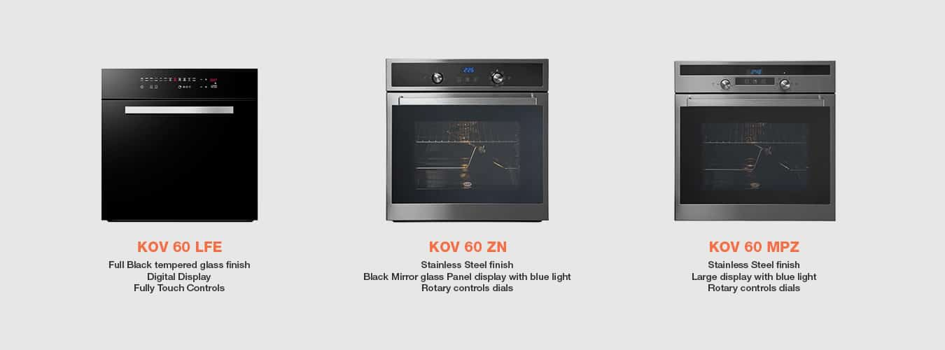 KAFF Built-in Oven Chennai