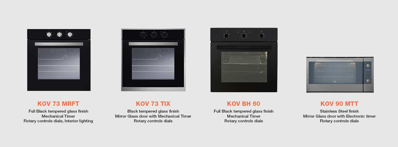 Built-in Oven KAFF Chennai