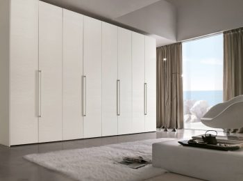Wardrobe in Matt finish