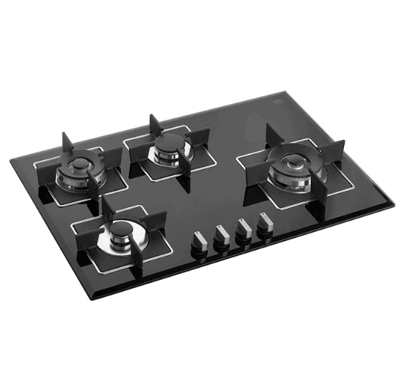 4 burner built-in hob Chennai