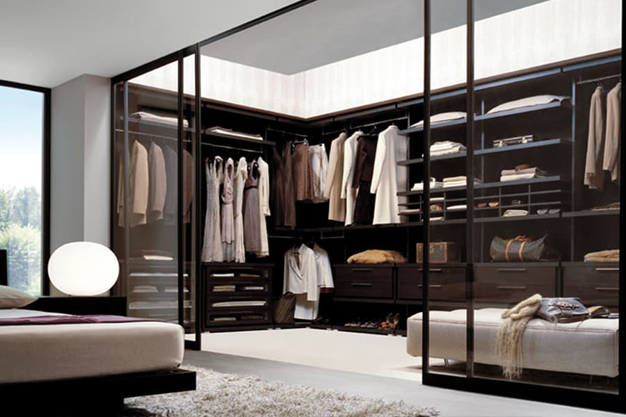 Walk-in wardrobe Chennai
