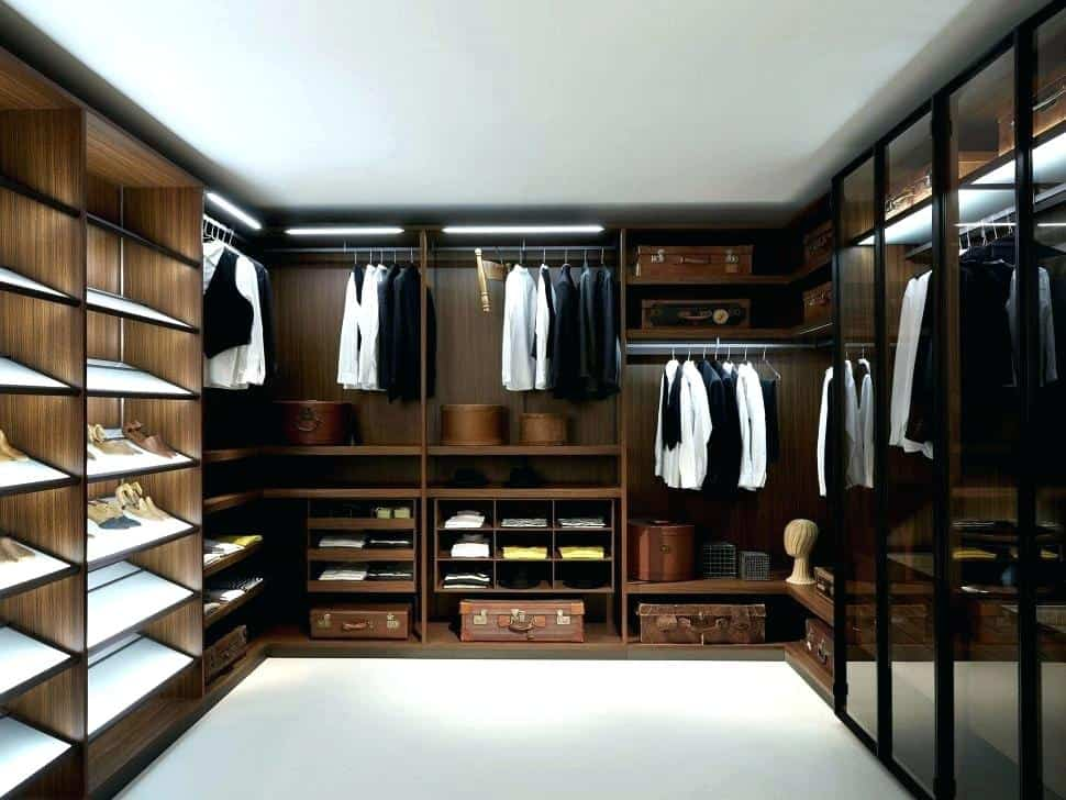 Wardrobe lighting