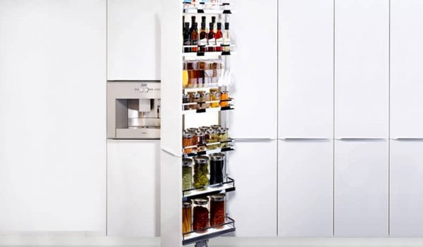 Kitchen accessory tall pantry